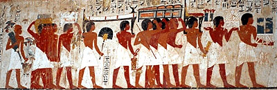 the ancient egyptian funeral procession essay Views on death in ancient greece  compare and contrast essay: ancient egypt and greece the ancient egyptian and ancient greek civilizations are two of the oldest.